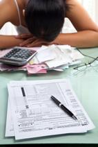 tax return nightmare